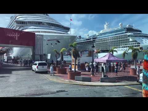 Caribbean Cruise - Carnival Magic - Day 5 - San Juan - Puerto Rico