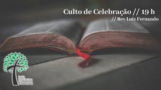 Culto de Celebração - 21/06/2020 - Igreja Presbiteriana Floresta GV
