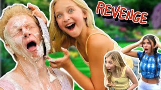ULTIMATE Revenge Prank on Jordan Matter!! It's PAYBACK!! Ft. Elliana Walmsley and Isabella Fonte