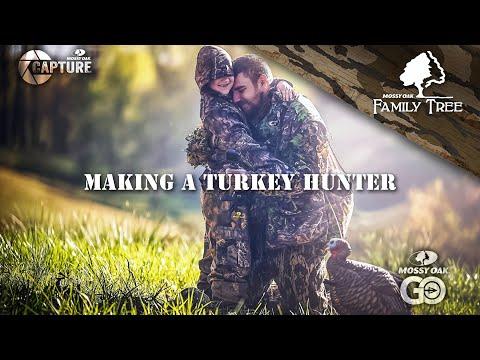 Walt & Boone Gabbard Family Tree - Mossy Oak - Squirrel Hunting