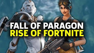 The Death of Paragon and Rise of Fortnite