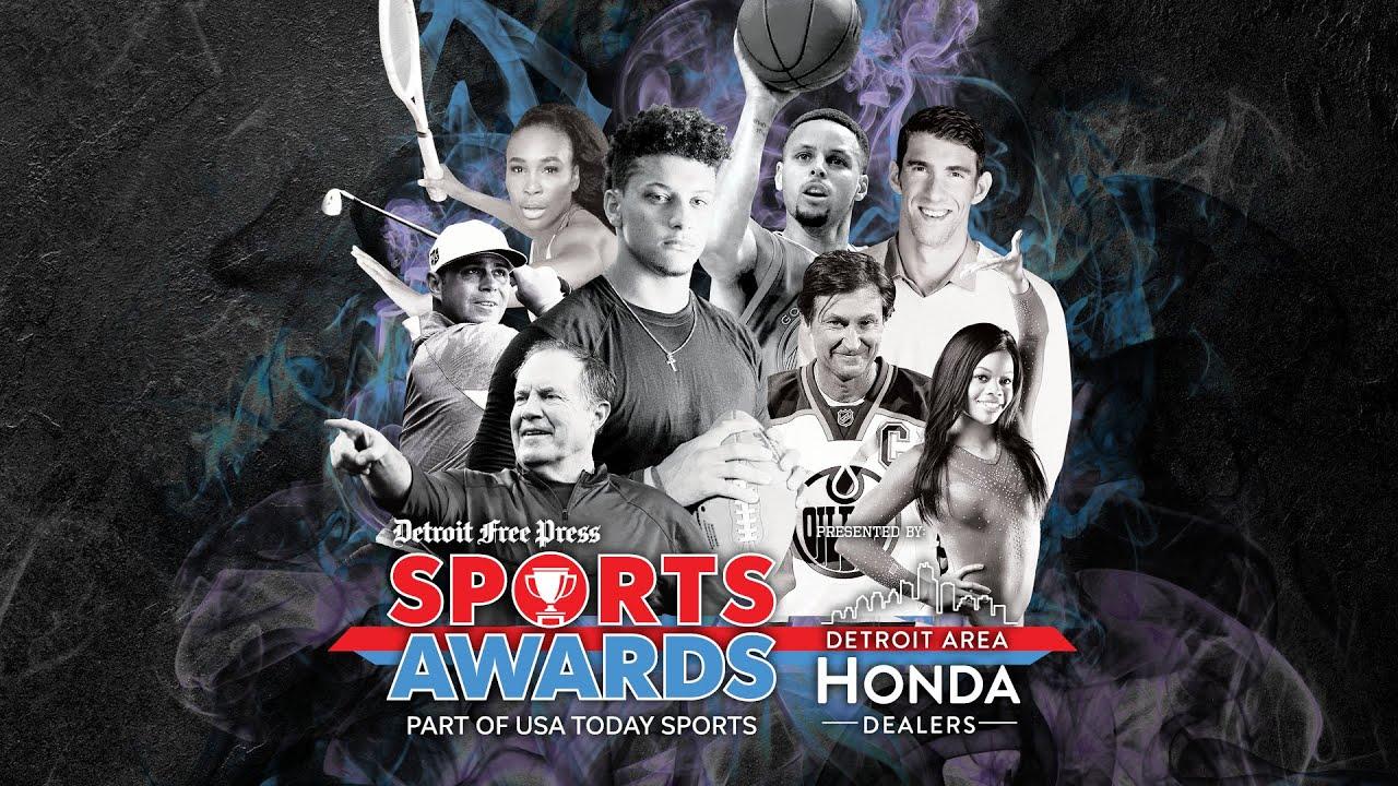 Detroit Free Press Sports Awards Usa Today High School Sports Awards