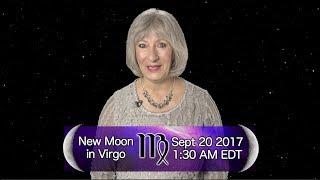 New Moon in Virgo 2017