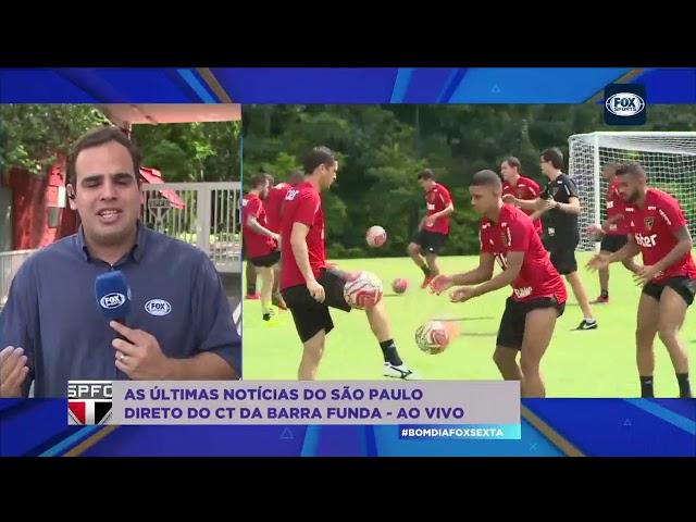 RÓGER GUEDES NO SÃO PAULO?