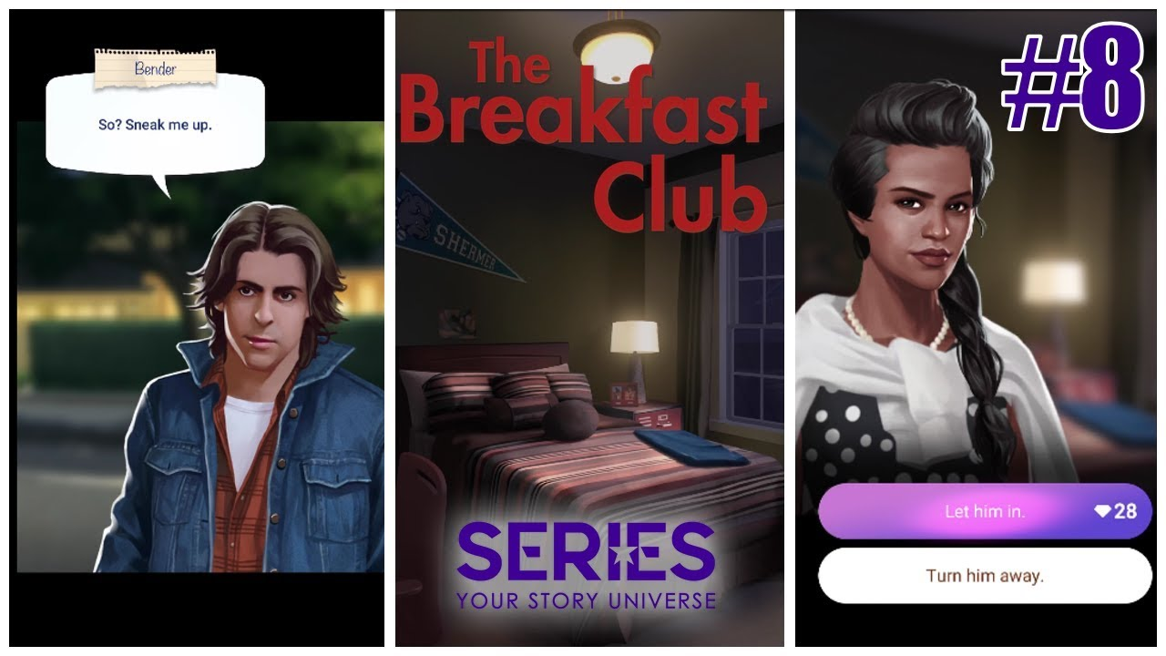 Download Sneaking Bender In My Room? The Breakfast Club Episode 8 💎 Gem Choices! Series Your Story Universe