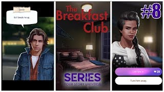 Sneaking Bender In My Room? The Breakfast Club Episode 8 💎 Gem Choices! Series Your Story Universe