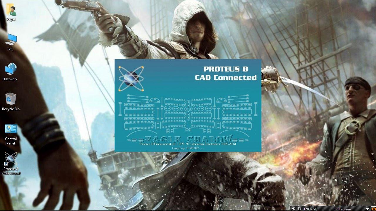 proteus 8.1 crack indir