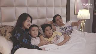 Stay For Love - Family Suite Experience at Chatriu...