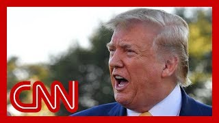CNN calls on President Trump to denounce horrific anti-media shooting video