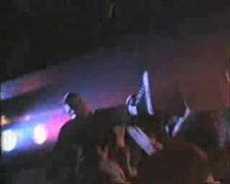 Refused - Burning Fight live 16.10.1994 Bad