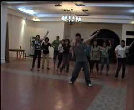 calderon cynthia bday dance rehearsal