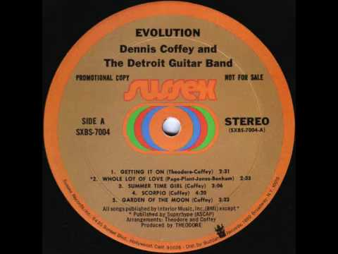 Dennis Coffey & The Detroit Guitar Band - Whole Lot Of Love