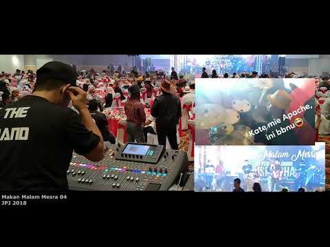 YAZID IZAHAM - Mudah Nya Kau Berubah - Live Mix With x32