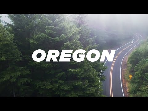 OREGON  |  From Coast to Mountain (incl. Drone/Aerials) • 4K
