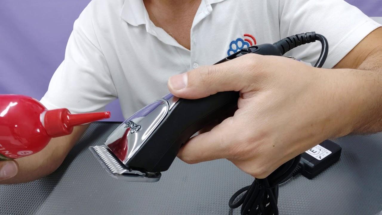 Como lubrificar lâmina de tosa profissional? CONSERVAÇÃO, CUIDADOS, DICAS, LIMPEZA - BHTOSA