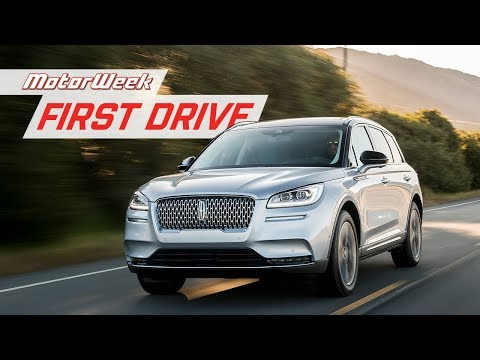 2020 Lincoln Corsair | MotorWeek First Drive