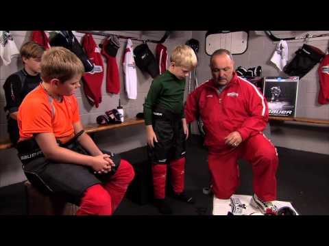 NHL Hockey Skills: Gear Up From Canadian Tire Hockey School