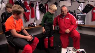 NHL Hockey Skills: Gear Up From Canadian Tire Hockey School