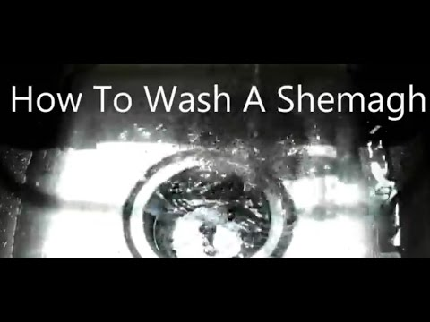 How To Wash A Shemagh