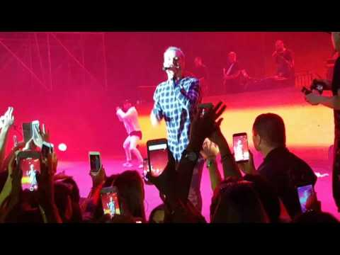 J Balvin LIVE in Israel - 6 AM