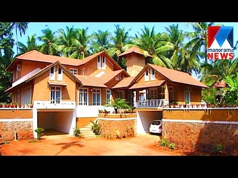 Asarmulla kerala style mud house veedu old episode for Veedu plan kerala style
