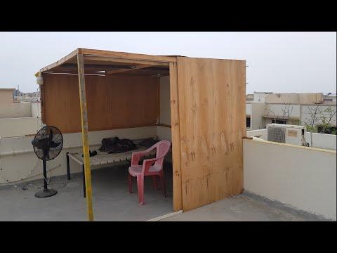 Chat Ka Kamra/ Sitting Room On Roof