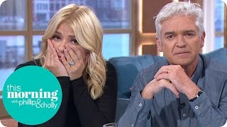 Heartbreaking Call From Mother Concerned About Her Bullied Son | This Morning thumbnail