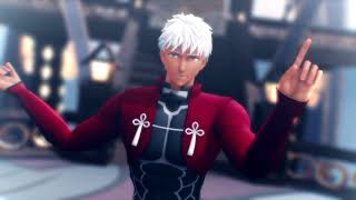 (unfinished) FATE/MMD - 冬已去,春未来