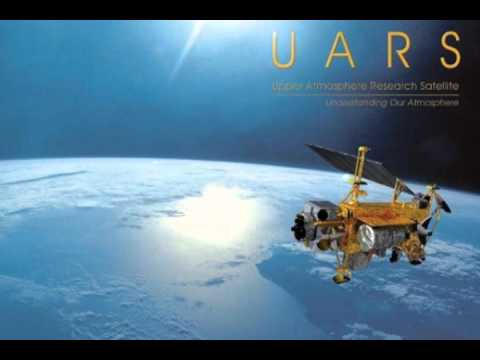 NASA UARS Re-Entry Live News (Audio Only) 9-24-2011