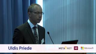 Uldis Priede on Translating for a multilingual European Union