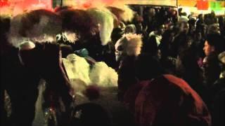 Carnaval Papalotla Tlaxcala 2013 remate parte 3