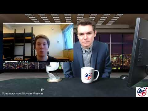 Yousef, (man responsible for Steven Crowder's night terrors) Interviewed by Nick Fuentes