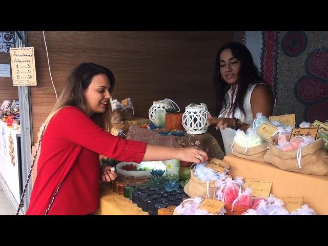 XVIII Feria Artesanal y Gastronómica de #Agost 2019
