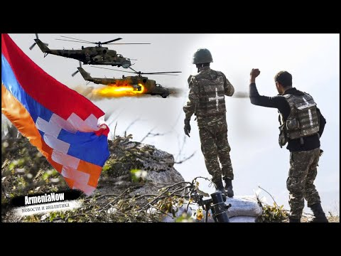 Очередной урок в ШУШЕ азербайджанцам от армянского генерала оказался весьма болезненным