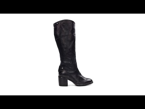 50a029fed74 Patricia Nash Loretta Tall RegularShaft Leather Boot