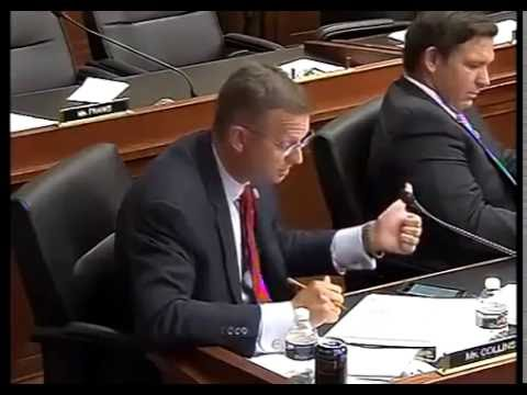 Rep. Doug Collins Questions Attorney General Lynch on DOJ Proposal