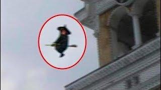 15個真實存在的女巫被拍到 HD