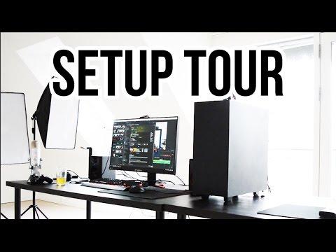 ¡Mi Setup de Gaming! Studio Tour - Torre, Pantalla ... - photo#30