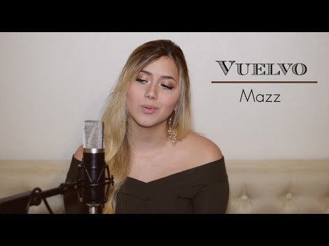 Vuelvo - Mazz (Acoustic Cover by Allison Vela)