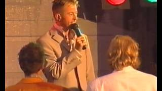 Limahl Performing Live - Big Brother Norway 2002