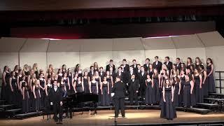 Spring Concert, 2019 - Part 1 (Concert Choir)