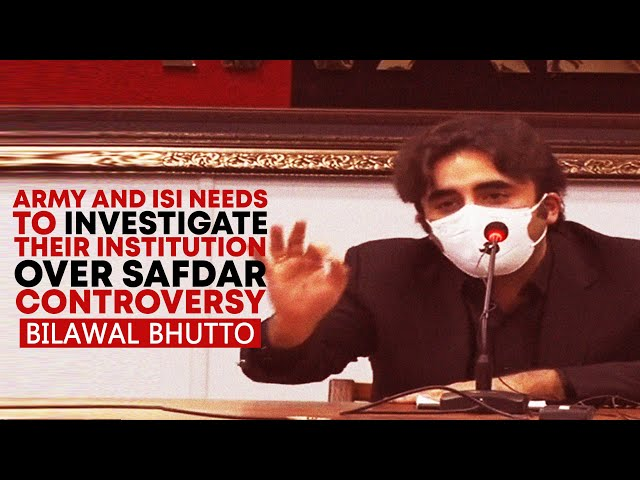 Bilawal Asks Army And ISI To Investigate Their Institution