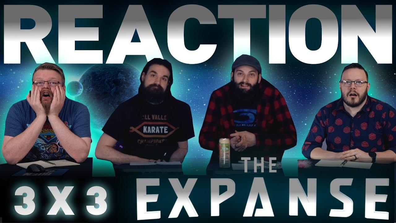 """Download The Expanse 3x3 REACTION!! """"Assured Destruction"""""""