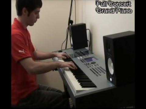 Michael Jackson - Billie Jean (Full Piano Instrumental Cover)