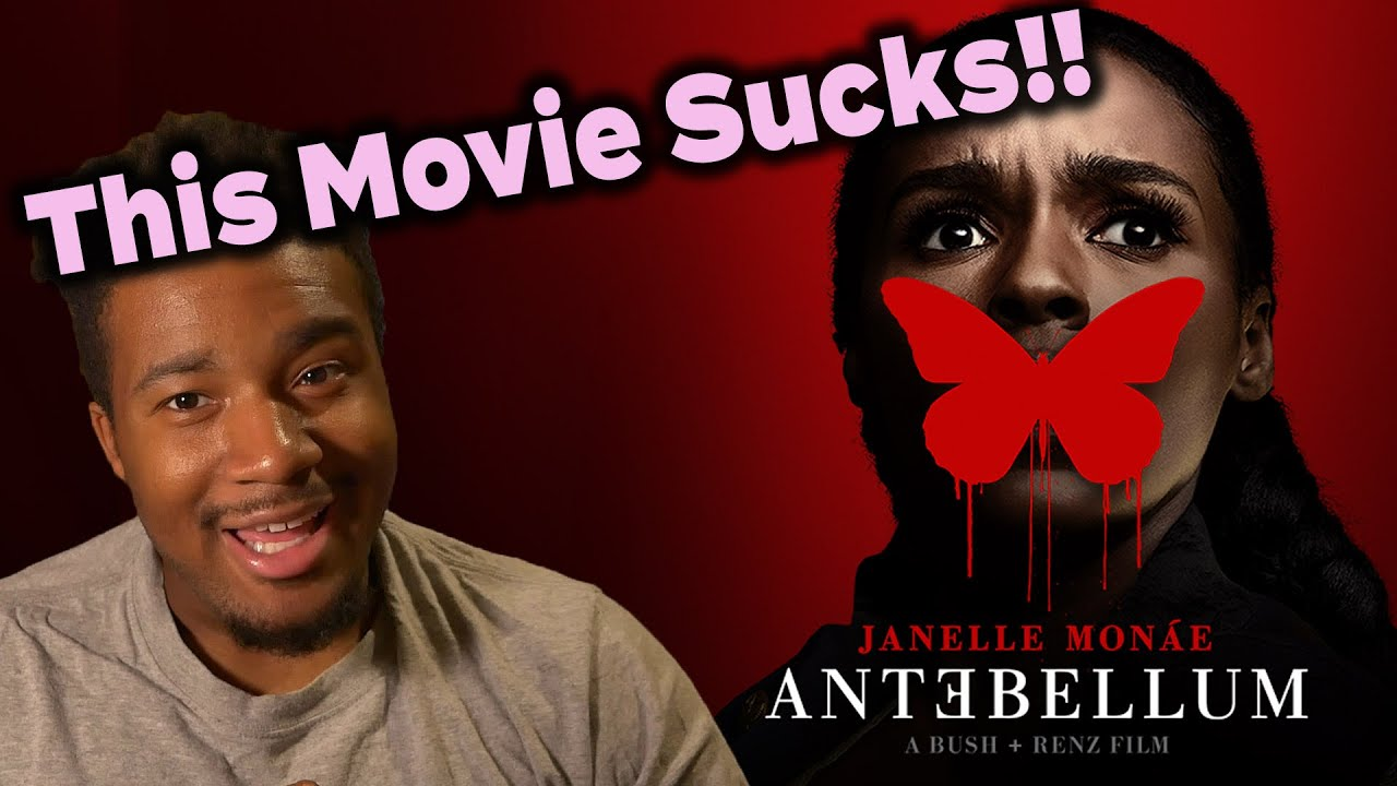 ANTEBELLUM IS NOT GOOD!! | Honest Movie Review