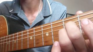 Hướng dẫn intro khi phải quên đi guitar