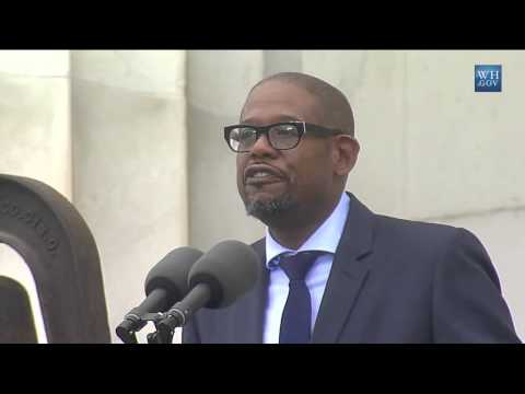 Forest Whitaker Speech At The 50th Anniversary of the March on ...