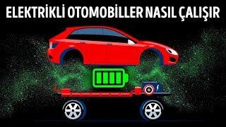 Elektrikli Otomobiller VS Benzinli Otomobiller  l  Elektrikli Otomobiller Nasıl Çalışır