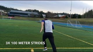 WORLD CLASS WARMUP FOR RUNNERS by Nick Symmonds