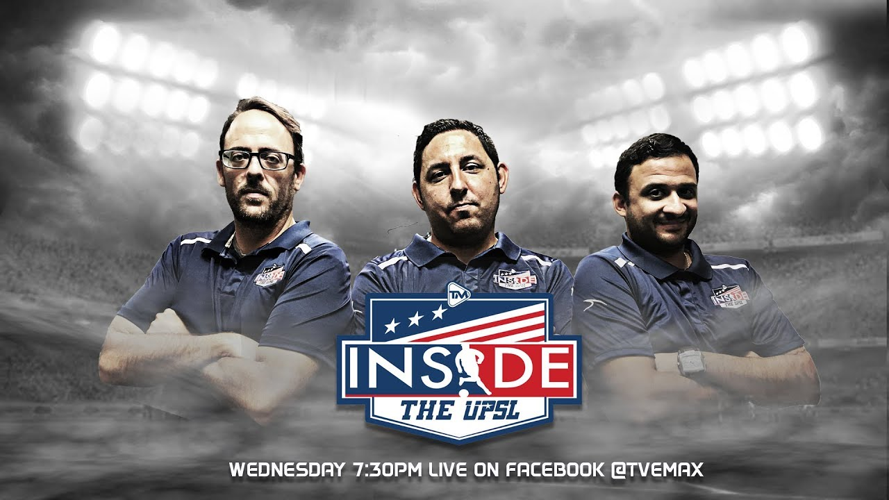 Inside The UPSL - Episode 3